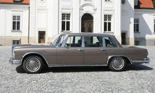 Mercedes 600 (W100): Classic Cars