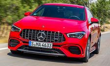 Mercedes-AMG CLA 45 S (2019)