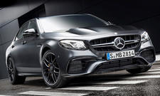 Mercedes-AMG E 63 S Edition 1 2017