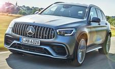 Mercedes-AMG GLC 63 S 4M+