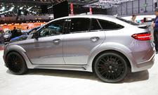 Mercedes-AMG GLE 63 S Coupé von Hamann