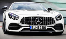 Mercedes-AMG GT Facelift (2018)