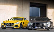 Mercedes-AMG GT S Facelift
