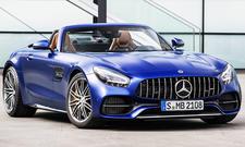 Mercedes-AMG GT Roadster Facelift (2018)