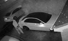 Mercedes C-Klasse gestohlen