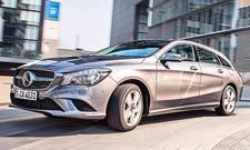 Mercedes CLA 220 CDI Shooting Brake