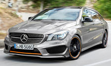Mercedes CLA Shooting Brake (2015)