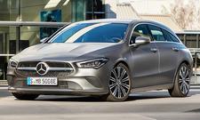 Mercedes CLA 250 e Shooting Brake (2020)