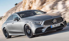 Detroit Auto Show 2018: Mercedes CLS