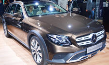 Mercedes E-Klasse All-Terrain (2016)