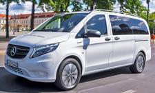 Mercedes e-Vito (2020)