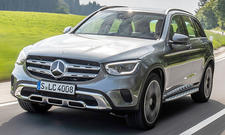 Mercedes GLC 300 d 4Matic