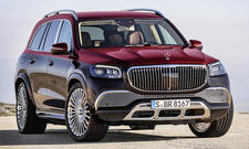 Mercedes-Maybach GLS 600 (2020)