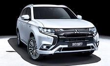Mitsubishi Outlander PHEV FL (2018)