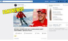 Michael Schumacher (Fakenews)
