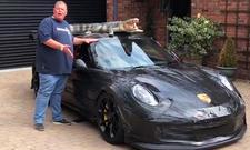 Blogger foliert Porsche mit Klebeband