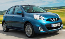Nissan Micra Facelift (2013)