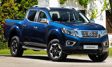 Nissan Navara Facelift (2019)