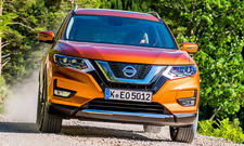 Nissan X-Trail Facelift (2017)
