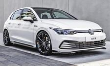 VW Golf 8 mit Tuning von Oettinger