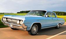 Oldsmobile Jetstar 88: Classic Cars