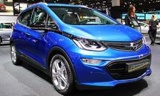 Opel Ampera-e auf der IAA