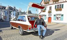 Opel Ascona A Voyage: Classic Cars