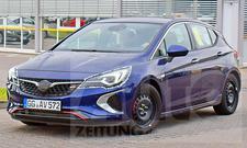 Opel Astra GSi (2018)
