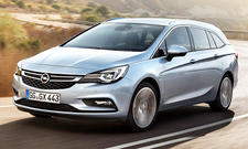 Opel Astra Sports Tourer (2016)