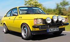Opel Kadett GT/E: Classic Cars