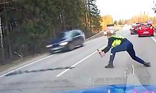 Polizei stoppt Raser