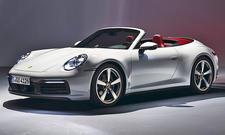 Porsche 911 Cabrio (2019)