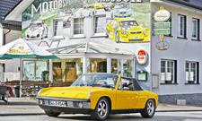 Porsche 914/6 RS 2.7: Classic Cars