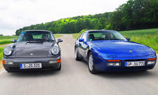Porsche 911 Carrera 2/944 Turbo: Classic Cars