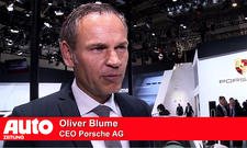 Oliver Blume (CEO Porsche AG)