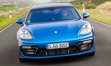Porsche Panamera Sport Turismo (2017)