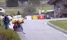 Rallye-Crash