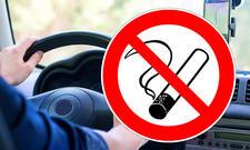 Rauchverbot im Auto gefordert