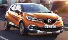 Renault Capture Facelift (2017)