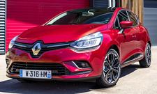 Renault Clio Facelift (2016)