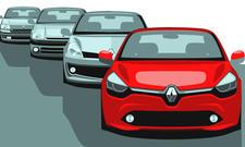 Renault Clio Generationen