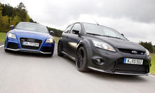 Audi TT RS/Ford Focus RS500