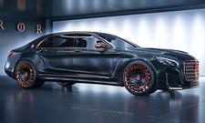 Mercedes-Maybach S600 Emperor