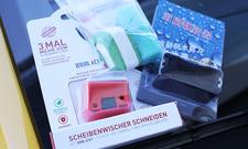 Scheibenwischer-Schneider im Test