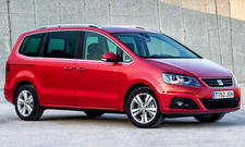 Seat Alhambra Facelift (2015)