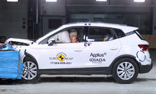 Seat Arona (2017) im Crashtest