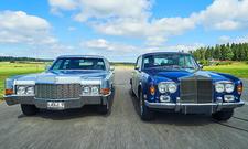 Silver Shadow/Fleetwood: Classic Cars