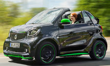 Neues Smart ED Cabrio (2017)