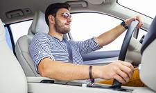 Sonnenbrille zum Autofahren