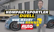 Alpine A110/Mercedes AMG A 45 S
